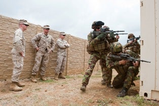 NZDF, Australia and US conduct Exercise Alam Halfa 2013 - Army Technology