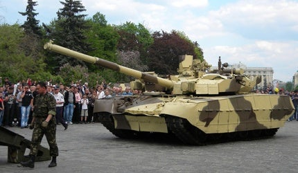 Oplot-M Main Battle Tank