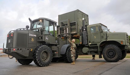 Oshkosh Medium Tactical Vehicle Replacement (MTVR)