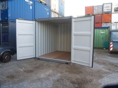 TITAN Confirms Orders for a Substantial Number of 8ft and 10ft Containers