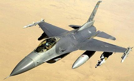 F-16 Fighting Falcon__Iraq