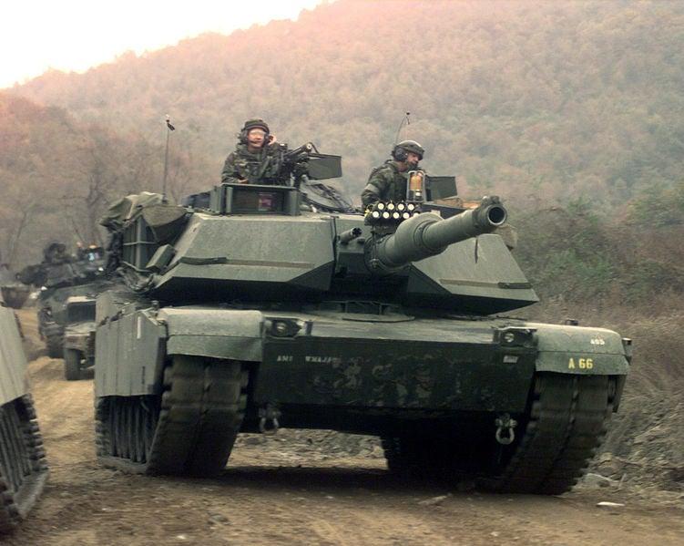 M1A1 Abrams MBT