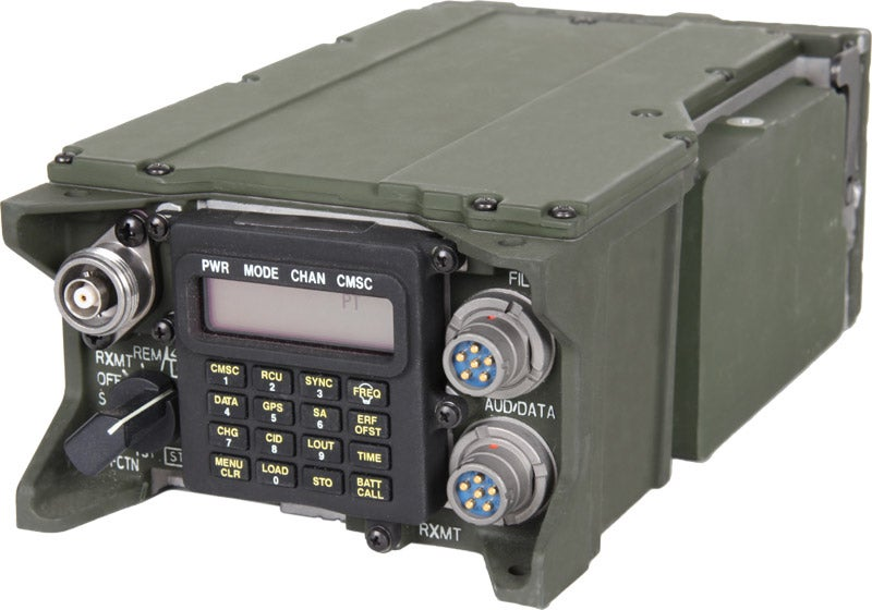 Exelis To Supply Additional Radio Systems To Undisclosed
