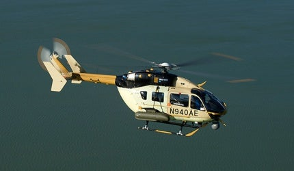 Armed Aerial Scout 72X (AAS-72X) Helicopter