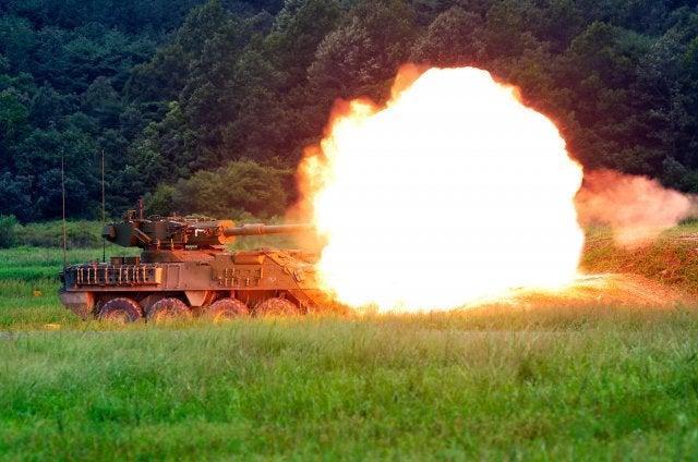 Stryker Mobile Gun System
