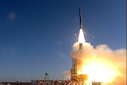 Stunner missile system
