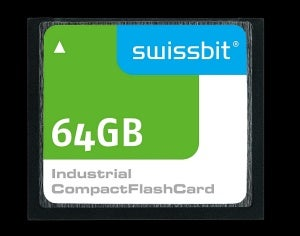 C-400 series CompactFlash card