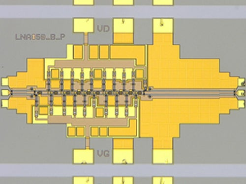 Press Release Link: 1.03THz integrated circuits