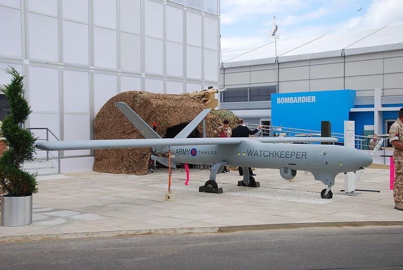 Watchkeeper WK450 UAV