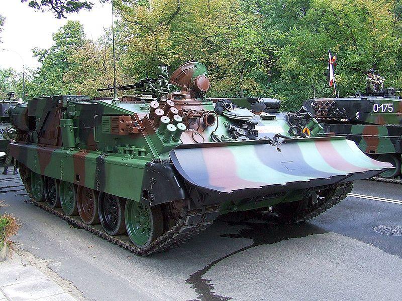 WZT-3 vehicle