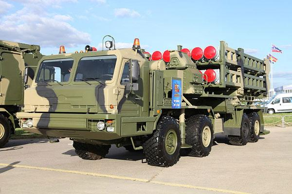 surface-to-air defence missile system