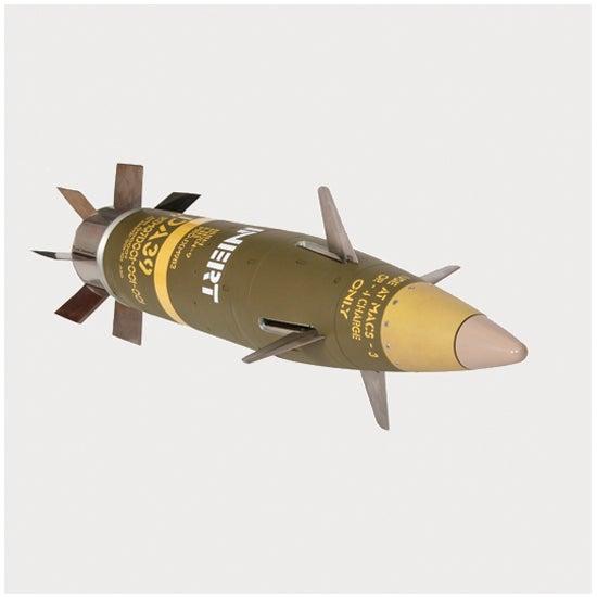 Excalibur projectile