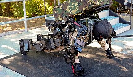 XOS2 robotic suit