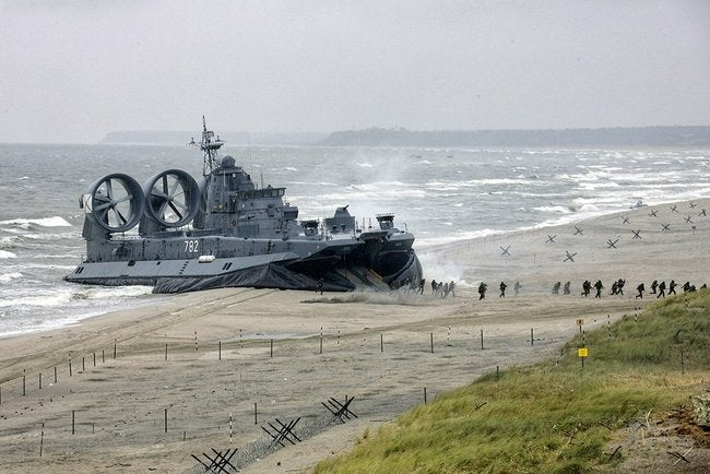 Zapad exercise