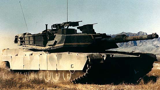 1dbb9555ee2cd3 GD to continue US Army M1A1 Abrams tank upgrades