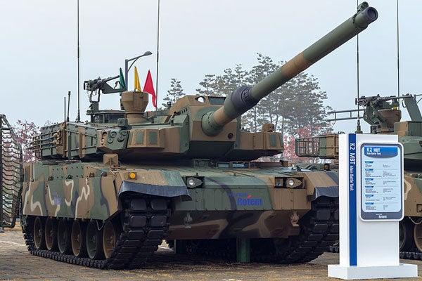 black panther main battle tank naval