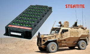 Steatite battery pack module