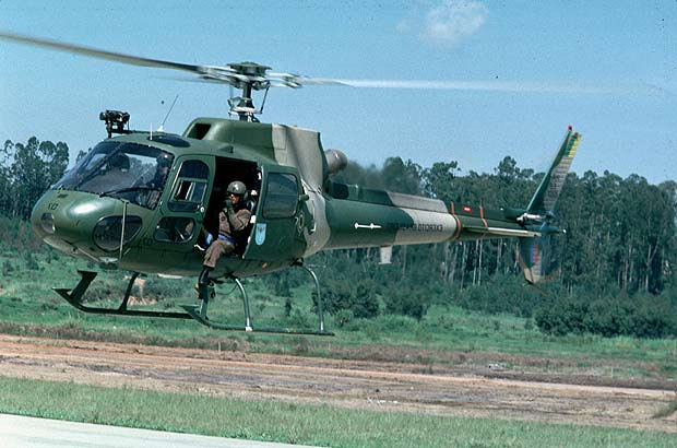 Fennec helicopter
