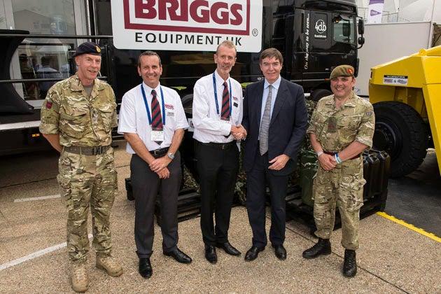 Briggs officials