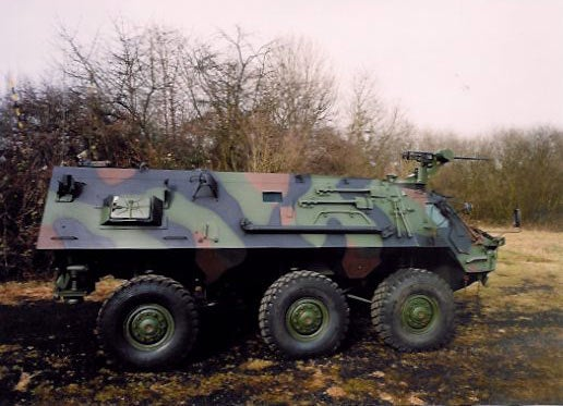 Fuchs 2 vehicle