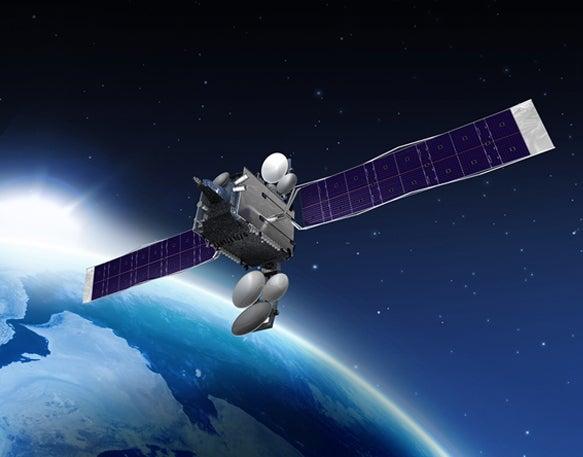 HYLAS-2 satellite