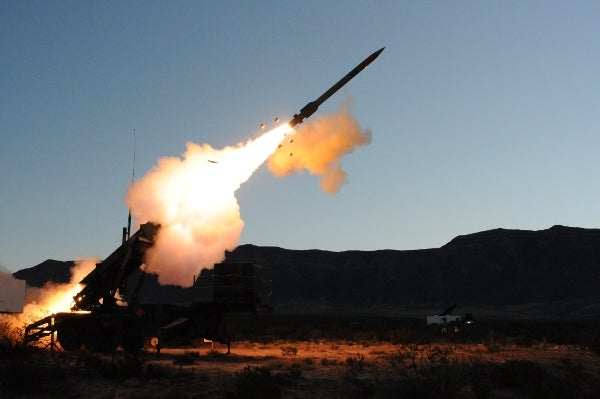 Lockheed Martin's PAC-missile