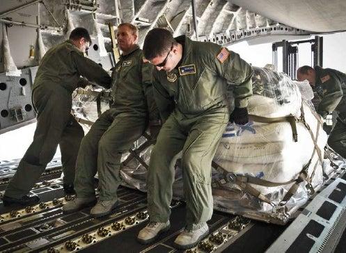 AAR cargo pallets