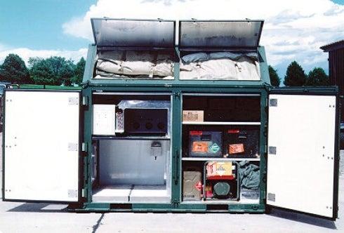 AAR ISU containers