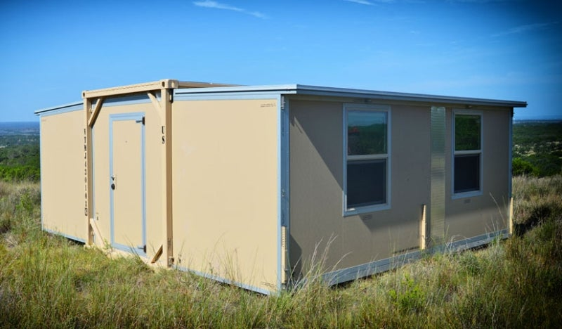 Spacemax mobile shelters