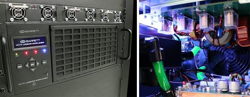 Barrett releases Barrett 4075 high-power HF transmitter