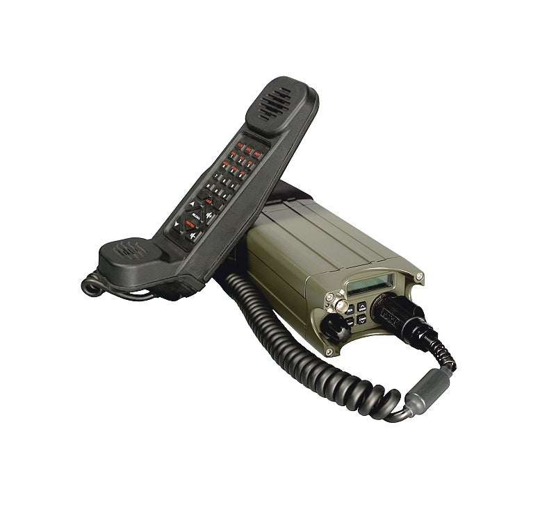 Barrett Tactical VHF Hand Portable