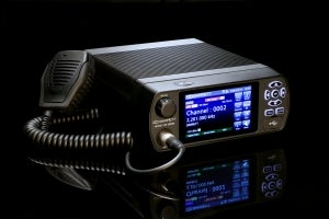 Barrett latest HF software defined radio