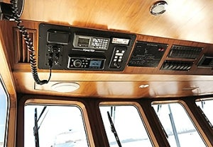 Barrett provides HF radio communications to Dirk Hartog Yacht race