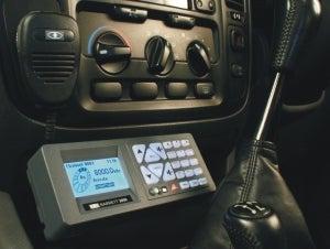 Barrett system in a car