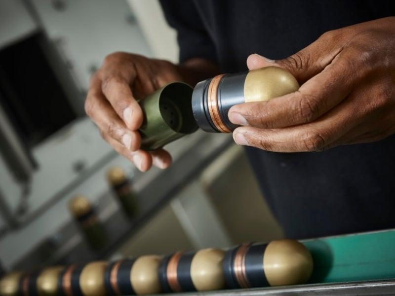 EDIC unveils Barij Munitions