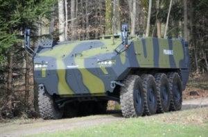 Copenhagen joins Leonardo-Finmeccanica to deliver GVA mission system for Danish Army
