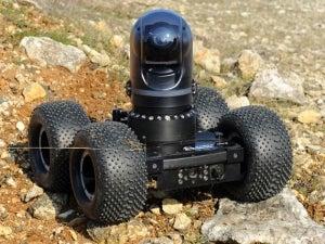 COBRA Mk2 robot