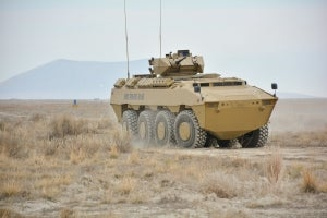 FNSS awarded new contract to deliver PARS wheeled armoured vehicles
