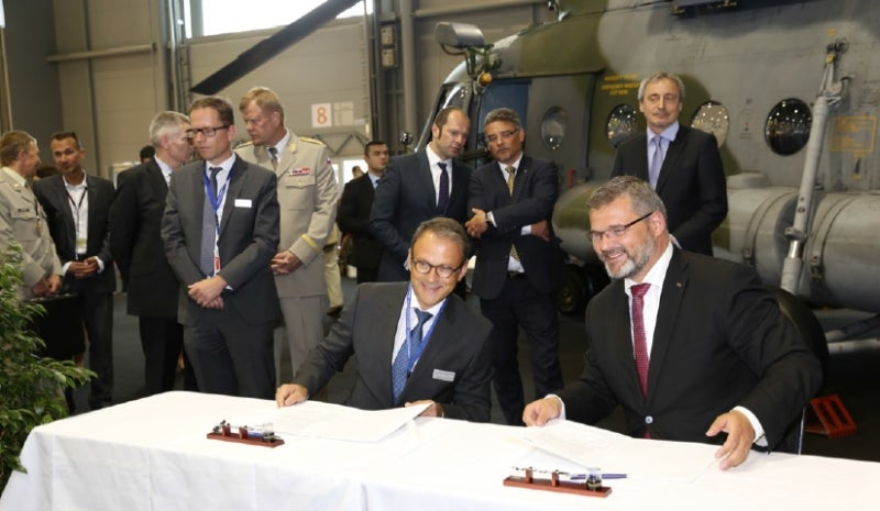 GDELS signs agreements with Czech Republic Government