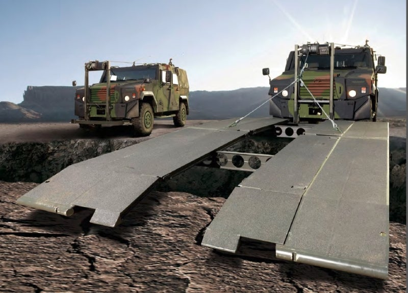 GDELS medium trackway bridge (MTB)