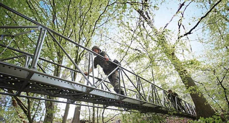GDELS Infantry Assault Bridge