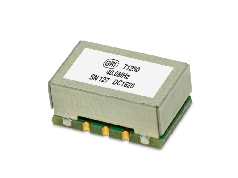 Greenray launches new temperature compensated crystal oscillator