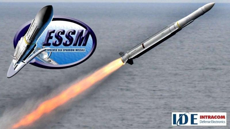 IDE wins in international tender for ESSM