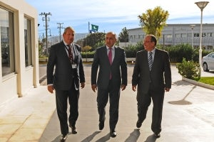 Ambassador of Pakistan visits IDE