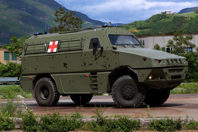MPV ambulance