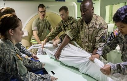 Fourth NATO Nation selects Marshall CT scanner