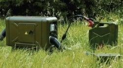 Strongfield generator set