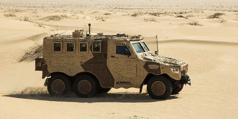 NIMR vehicles