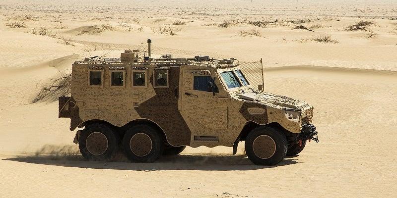 NIMR vehicles