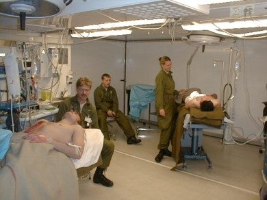 Medical shelter